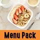 Food Menu Pack | Restaurant Menu | Cafe Menu | Bar Menu - GraphicRiver Item for Sale