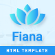 Fiana | Health and Medical HTML Template - ThemeForest Item for Sale
