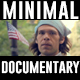 Documentary Minimal Trailer - VideoHive Item for Sale
