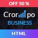 Crorpo | Business  Multi-Purpose HTML5 Template - ThemeForest Item for Sale