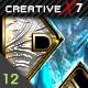 CreativeX7 - 12 Photoshop Luxury Styles - GraphicRiver Item for Sale