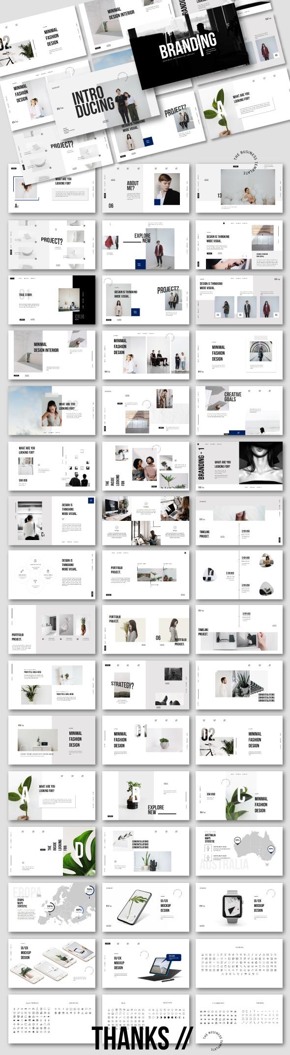 Branding - Business Powerpoint Template
