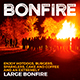 Bonfire Night A5 Flyer - GraphicRiver Item for Sale