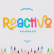 Reactivo Fun Display Font - GraphicRiver Item for Sale