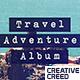 Travel Adventure Memories / Journey Photo Album / Family and Friends / Film Stripes Slideshow - VideoHive Item for Sale
