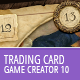 Trading Card Game Creator - Vol 10 - GraphicRiver Item for Sale
