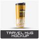 Travel Tumbler Mug Mock-Up - GraphicRiver Item for Sale