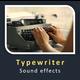 Typewriter Sounds