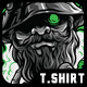 Uncle High! T-Shirt Design - GraphicRiver Item for Sale