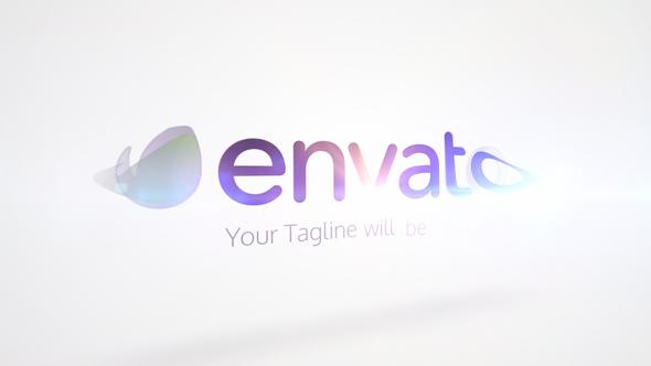 Clean Elegant Rotation Logo 3