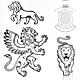 Lions Drawings - GraphicRiver Item for Sale