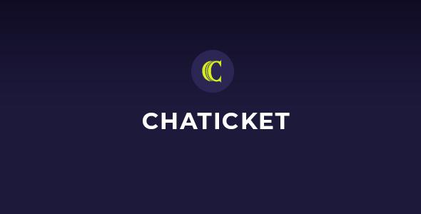 ChaTicket - Smart WordPress Support System Plugin