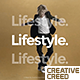 Short Fashion Stomp / Fast Clean Opener / Dynamic Typography / Youtube Channel - VideoHive Item for Sale