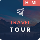 Travel Tour - HTML Template - ThemeForest Item for Sale