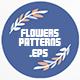 Floral Seamless Patterns Set - GraphicRiver Item for Sale