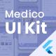 Medico Flutter App UI Kit ( Doctors, Medicines, Diagnostics ) - CodeCanyon Item for Sale