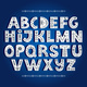 Bold Alphabet Decorated with Nordic Folk Ornaments - GraphicRiver Item for Sale