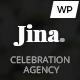 Jina - Celebration Agency Theme - ThemeForest Item for Sale