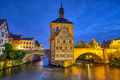 The beautiful Old Town Hall of Bamberg - PhotoDune Item for Sale
