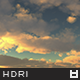 High Resolution Sky HDRi Map 644