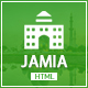 Jamia - Islamic Center Responsive HTML Template - ThemeForest Item for Sale