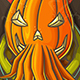 Halloween Cthulhuween for Print - GraphicRiver Item for Sale