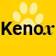 Kenox - Creative Resume/Vcard/portfolio PSD Template