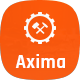 Axima - Factory and Industry WordPress Theme - ThemeForest Item for Sale