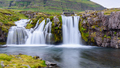 Waterfall at Kirkjufell mountain, Iceland - PhotoDune Item for Sale