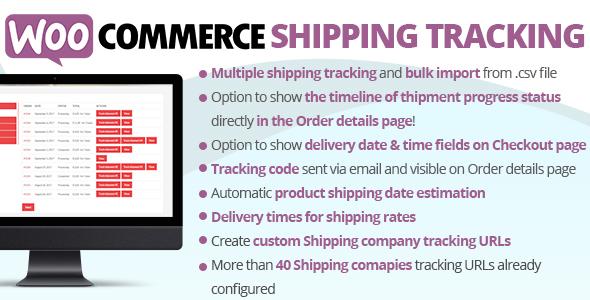 Codecanyon | WooCommerce Shipping Tracking Free Download #1 free download Codecanyon | WooCommerce Shipping Tracking Free Download #1 nulled Codecanyon | WooCommerce Shipping Tracking Free Download #1