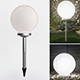 Solar Garden Light - 3DOcean Item for Sale