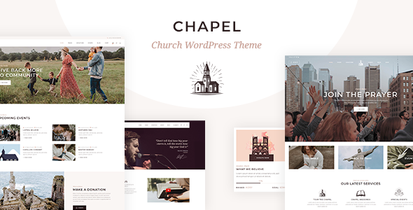 Chapel - Church Theme
