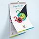 2020 Wall Calendar - GraphicRiver Item for Sale