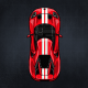 2D Super Cars - GraphicRiver Item for Sale