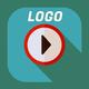 Particle Glitch Logo - AudioJungle Item for Sale