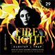 Fire Night Flyer - GraphicRiver Item for Sale