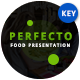 Perfecto Food Keynote Template - GraphicRiver Item for Sale