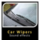 Car Wipers Scraping Sounds
