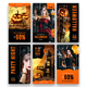 Halloween Party - Animated Instagram Stories - GraphicRiver Item for Sale