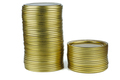 Stack of tin lids for glass jars - PhotoDune Item for Sale