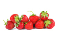 Uncultivated strawberries - PhotoDune Item for Sale