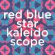 Magenta Cyan Star VJ Loop Background - VideoHive Item for Sale
