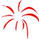 Simple Fireworks