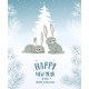 Bunnies Forest - GraphicRiver Item for Sale