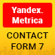 Contact Form 7 - Yandex.Metrica Goal Sender | Яндекс.Метрика Отправка Целей - CodeCanyon Item for Sale