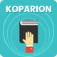 Koparion - Book Shop Shopify Theme - ThemeForest Item for Sale