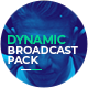 Dynamic Broadcast Package - VideoHive Item for Sale