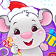 White Rat - Symbol of Chinese Horoscope for New Year - GraphicRiver Item for Sale