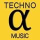Techno Electronic Background