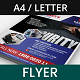 Security Services Promotional Flyer - GraphicRiver Item for Sale